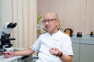 日本性感染症学会認定医の院長による、適切な検査のご提案